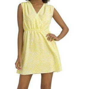 NWOT! Kardashian Kollection Yellow Dress